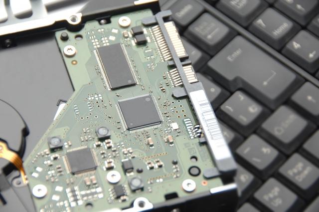 ハードディスク データ復旧 バックアップ パソコン修理