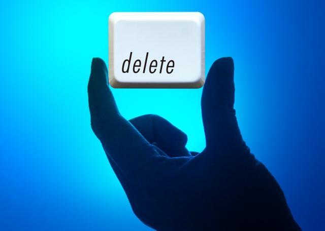 ファイル削除 ゴミ箱 上書き Delete データ復旧
